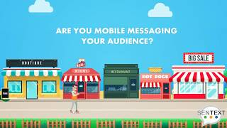 Are You Mobile Messaging Your Audience? by SenText