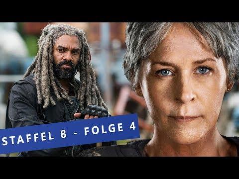 The Walking Dead - Staffel 8: Die denkwürdigsten Momente aus Folge 4