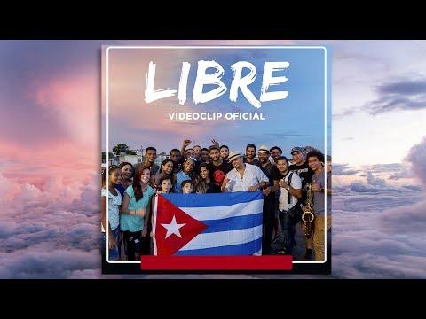 T-Bone - Libre (New Videoclip Official) ( Desde Cuba)
