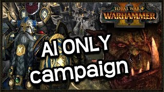 CAN THE DWARFS DEFEAT THE GREENSKINS? (AI Only) - Total War: Warhammer 2