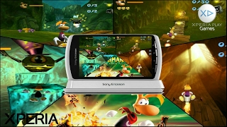 Rayman 2 The Great Escape Psx Ps Pocket (Official Xperia Play Games)