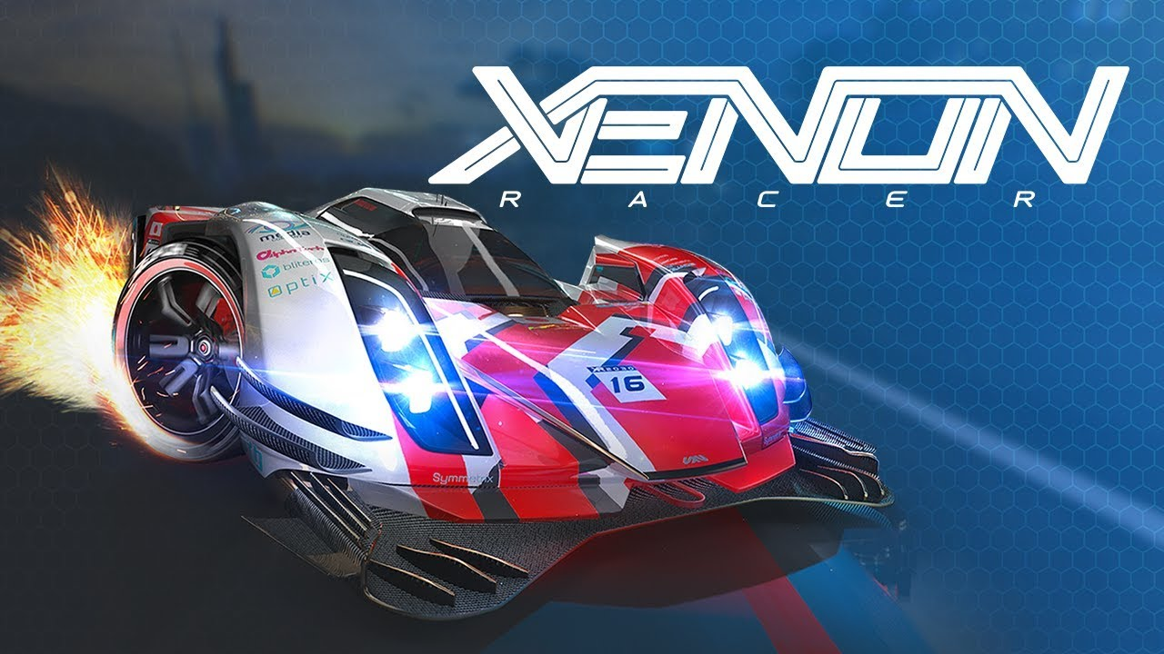 Xenon Racer - Launch Trailer