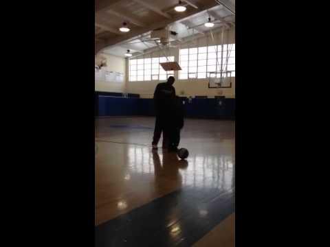 Harlem Wizards visit Wood Ridge Middle School