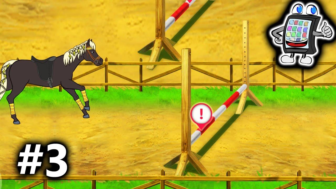 Pferde Turnier Spiele