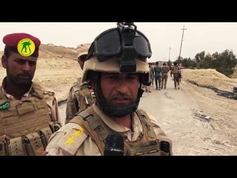 Iraqi Army liberates Al Nuayma  Anbar after Al Dulab, Hit and Al Baghdadi