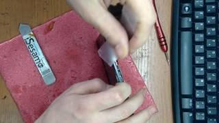 Ремонт планшета BQ 7061 . Заміна тачскріна
