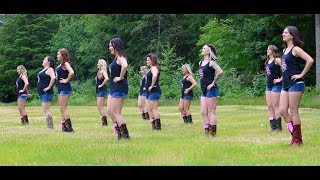 Lose It Line Dance - Kane Brown Featuring Boot Boogie Babes Video