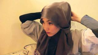 Repeat youtube video Hana Tajima shawl  tutorial