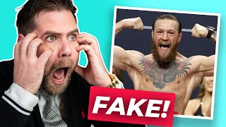 Watch Expert Reacts to Conor McGregor's $2,000,000 Watch