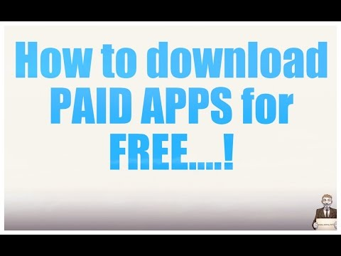 (NO ROOT)How To Download Paid APPS For FREE...!