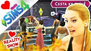 ROZPÁLENÁ PÁRTY A DALŠÍ VYŘAZOVÁNÍ ● The Sims 4 - REALITY SHOW 05