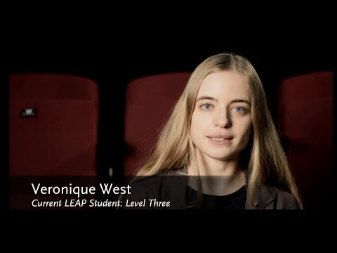 LEAP Playwriting Intensive Student Profiles: Veronique