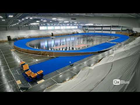 Virginia Beach Sports Center To Make A Splash With Beynon S Rise N Run Hydraulic Track Beynon