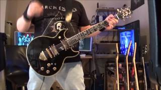 Arch Enemy - Time Is Black - Guitar Cover