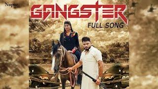 GANGSTER (Lyrical) | Pardeep Boora, Pooja Hooda | LD | Latest Haryanvi Songs Haryanavi 2018