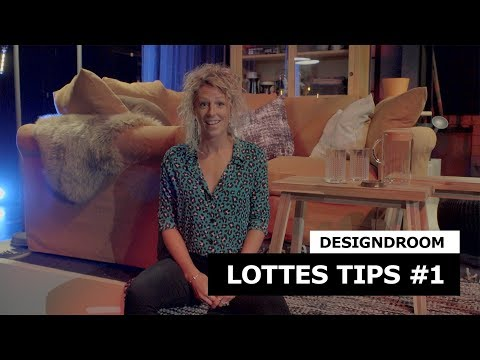 #1 Lottes tips - Designdroom   IKEA Nederland