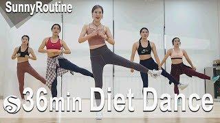 36 minute Diet Dance | 36분 다이어트댄스 | cardio |  홈트