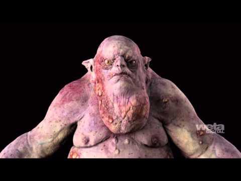 The Hobbit: An Unexpected Journey VFX | Breakdown | Weta Digital