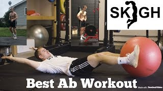 Best Ab Workout [SKIGH Athletics EP. 19]