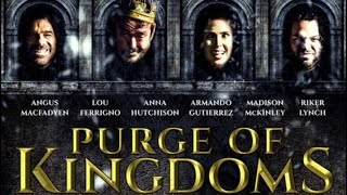 PURGE OF KINGDOMS Official Trailer: The Unauthorized Game of Thrones Parody (2019)