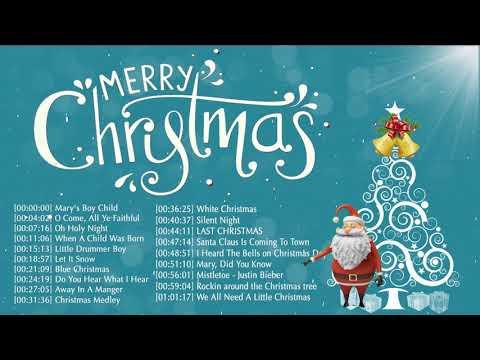 Old Christmas Songs 2021 Medley - Top 100 English Christmas Songs Of All Time - Merry Christmas 2021