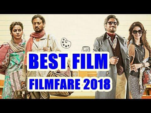 Hindi Medium Won Best Film Award At Filmfare 2018