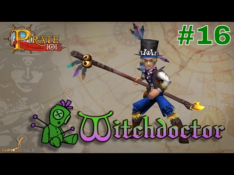 "Pirate 101 Walkthrough Episode 16 "" The Unfortunate Tale Of Donkey Hotay"""
