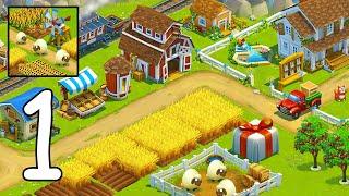 Golden Farm : Idle Farming Gameplay Walkthrough - Part 1 (Android,IOS) screenshot 1
