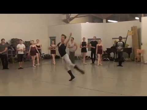 Inland Pacific Ballet - Making of Beauty and the Beast (PART V)
