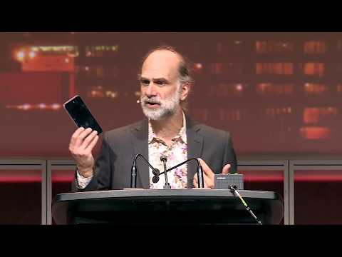 Bruce Schneier - Security and Privacy in a Hyper-connected World - SecTor 2017