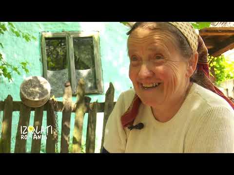 Izolaţi în România: Cătunul Enăşeşti din judeţul Arad (@TVR1)