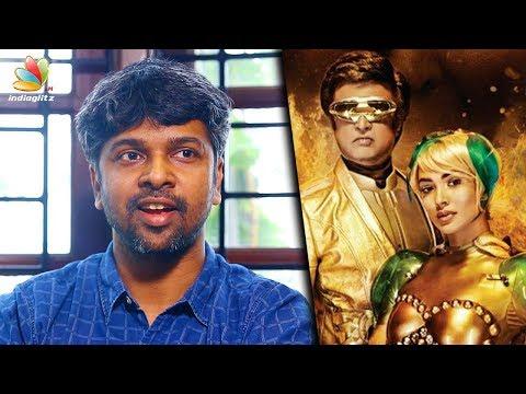 Shankar wanted NO songs in 2.0 first : Madhan Karky Interview | Rajinikanth, Amy Jackson