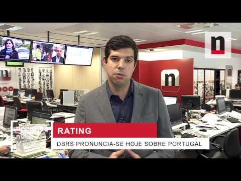 DBRS pronuncia-se hoje sobre Portugal