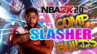 """Best Slasher Build On Nba2k20 """"You Will Dunk On Everybody"""""""