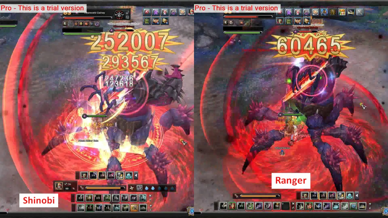 Guide]Holy Sword PvE Builds (Bard/Ranger/Shinobi) - Epée Sacrée