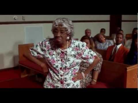 Don't be a Menace grandma dance