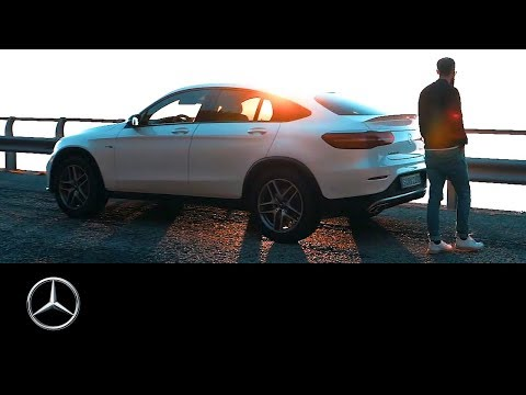 Mercedes-AMG GLC 43 4MATIC Coupé: Tuscany Road Trip   #MBvideocar