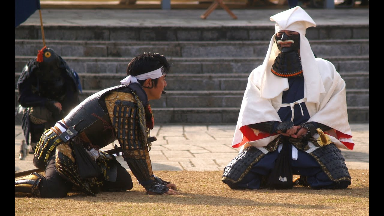Japanese History Beer - Sekigahara Beer pt. 5 - Otani ...