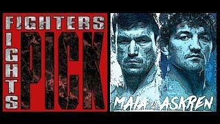 Fighters Pick Fights | Ben Askren vs. Demian Maia | UFC Singapore