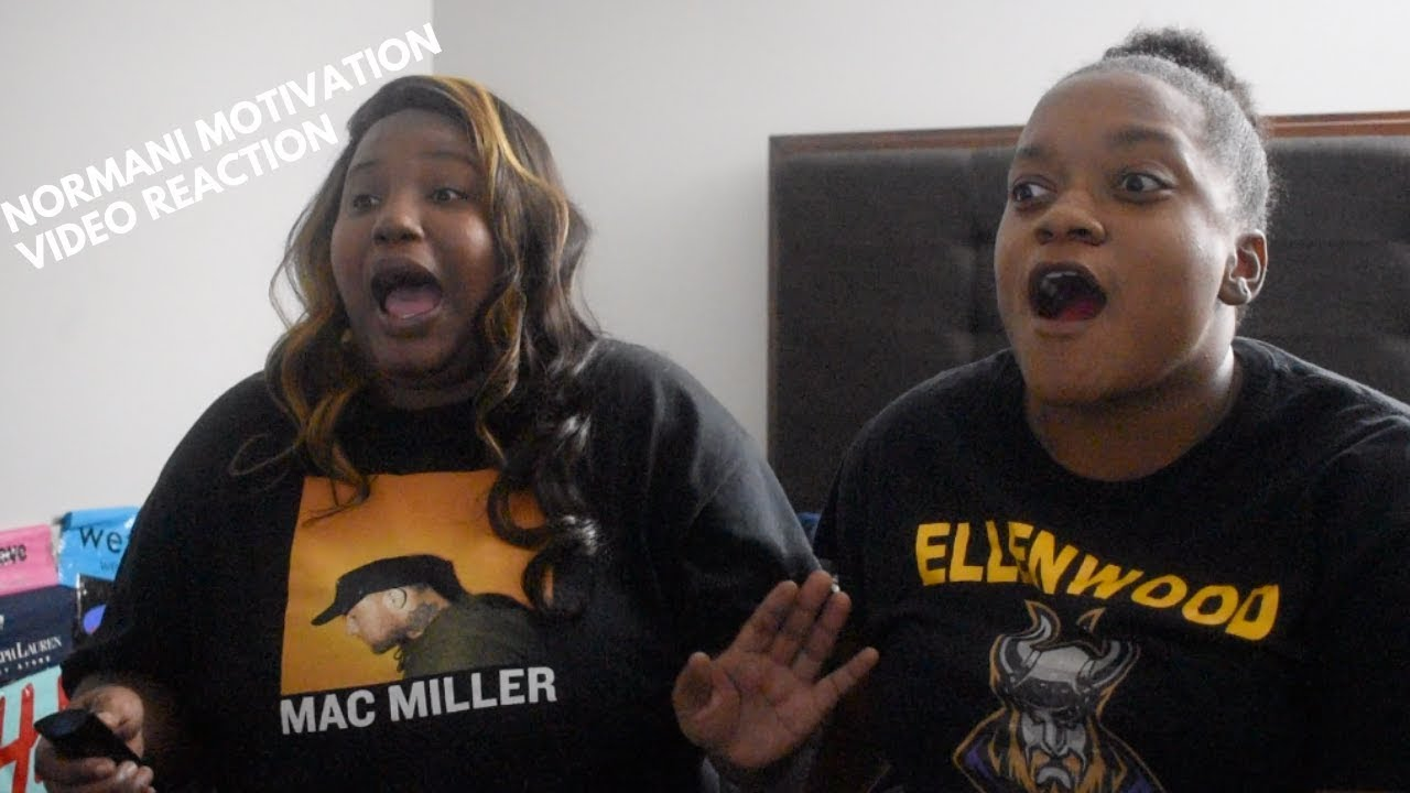 Normani Motivation Video Reaction | Motivation