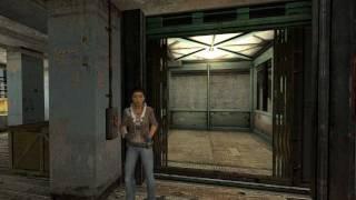 Half-Life 2 Walkthrough: Chapter 1 - Point Insertion [Hard Mode] (1080p)
