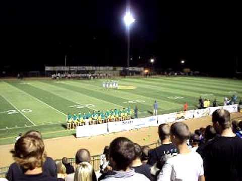 Sonora High School - football game