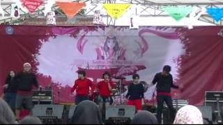 Popstripe - Next Stage (AAA sing cover) @ INOBU 2015