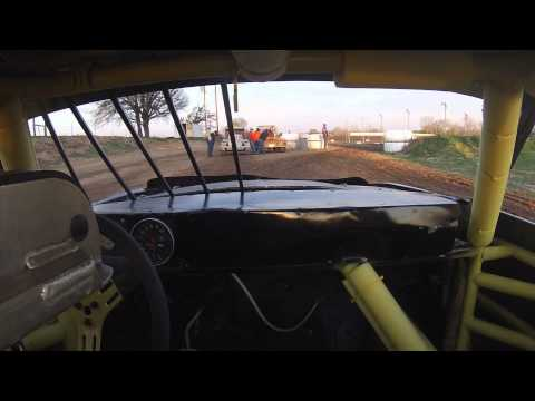 Boyd Raceway Factory Stock In-Car Hot Laps 3-28-15
