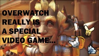 OVERWATCH IS A VERY SPECIAL GAME [FUNNY MOMENTS]