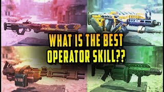 WHAT IS THE BEST OPERATOR SKILL?? (Call of Duty Mobile Montage & Gameplay Highlights)