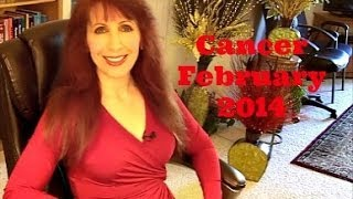 Cancer February 2014 Astrology