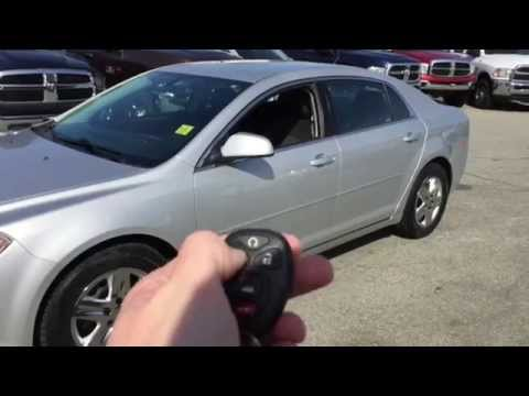 2011 Chevrolet Malibu LT FWD Auto for sale at Eagle Ridge GM in Coquitlam, BC