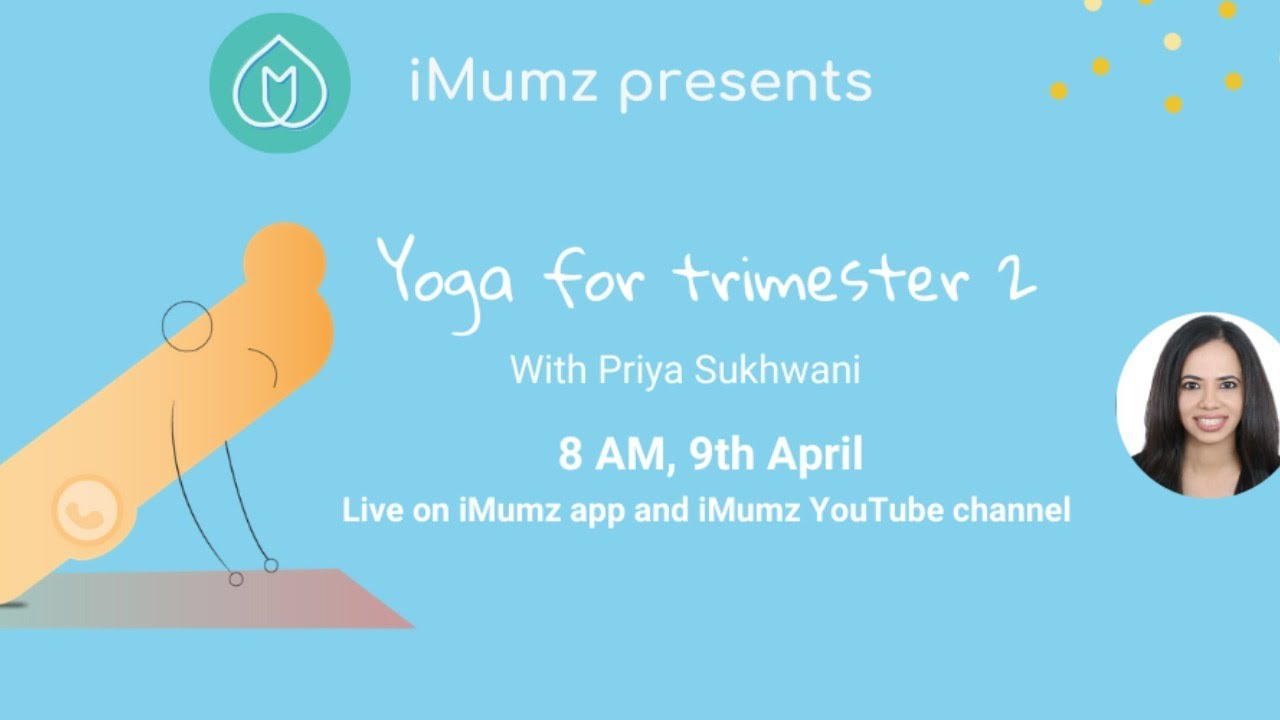 12 Essential Yoga Poses For Your Second Trimester I Prenatal Yoga Youtube