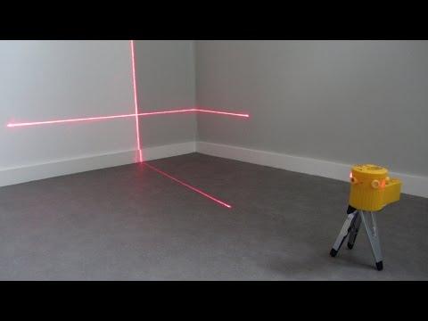 Laser Level Beam LED Light